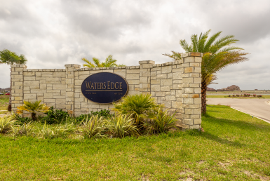Coastal Bend, Coastal Bend New Homes, Corpus Christi, Port Aransas, Texas, South Texas, Waters Edge at Kitty Hawk
