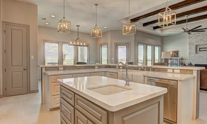 Showcase Kitchens by Live Oak Construction
