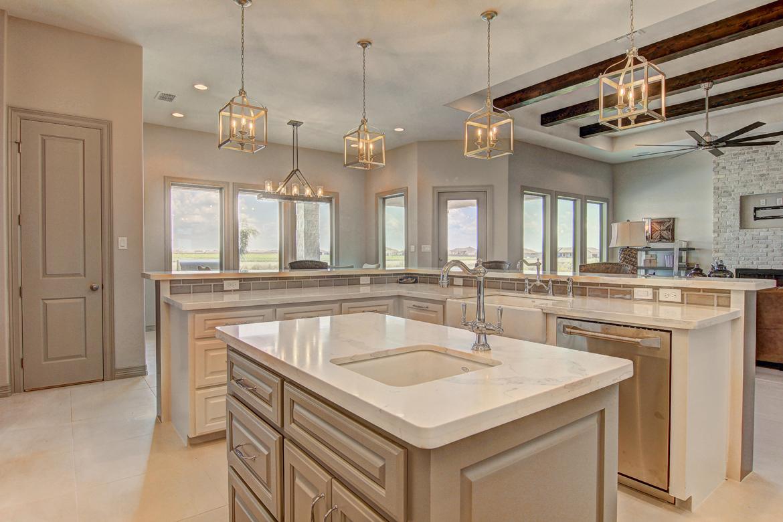 Showcase Kitchens by Live Oak Construction