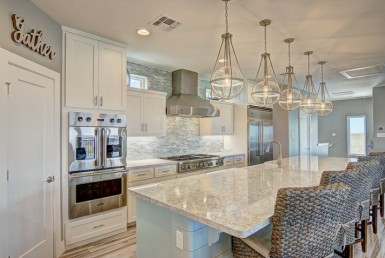 newcastle homes, corpus christi, south texas, new homes guide, new home builder, kitchen feature, trendy kitchens, 2019 kitchens, john pope