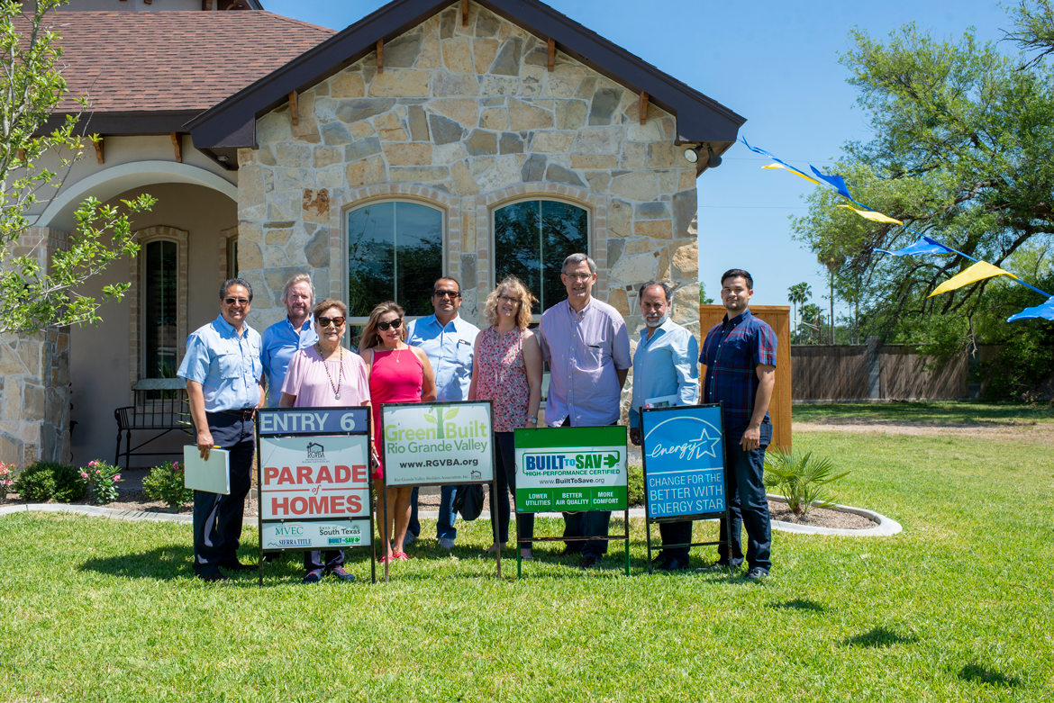 Local Building Professionals Selected To Judge The Rio Grande Valley Builders Association's 2019 Parade Of Homes